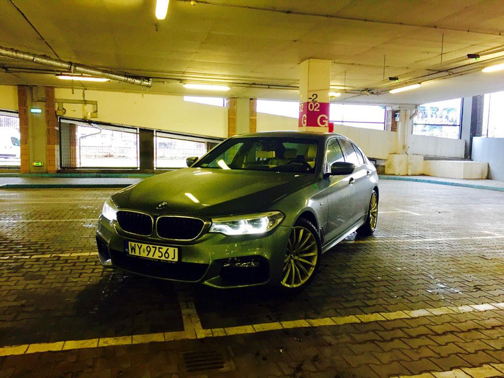 Nowy BMW 520 xDrive – testujemy
