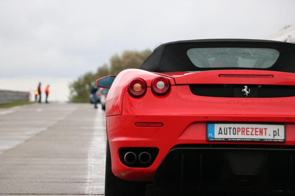 Ferrari F430 stworzony, aby zachwycać