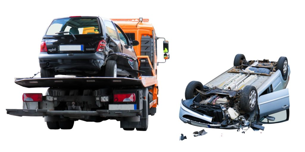 Holowanie auta po stłuczce – jak uzyskać pomoc